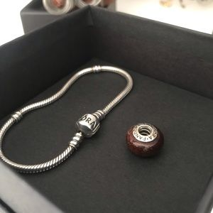 Pandora Bracelet (Silver)